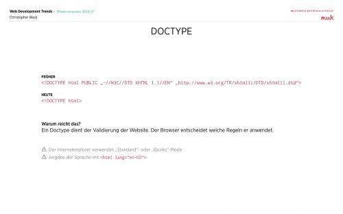02 HTML - Einführung 2