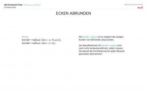 03 CSS Ecken+Schatten 2