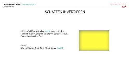 03 CSS Ecken+Schatten 6