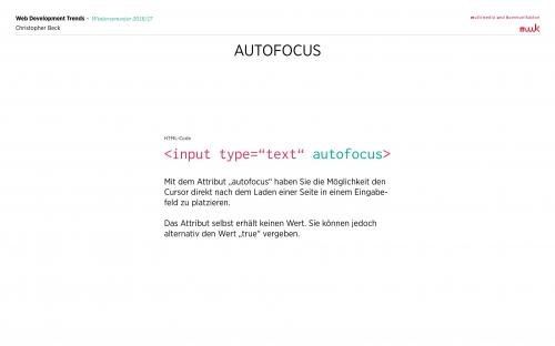 03 HTML - Formulare 15