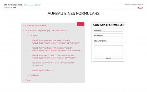 03 HTML - Formulare 3