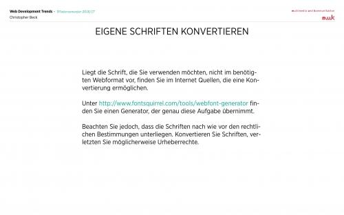 07 CSS Webfonts 11