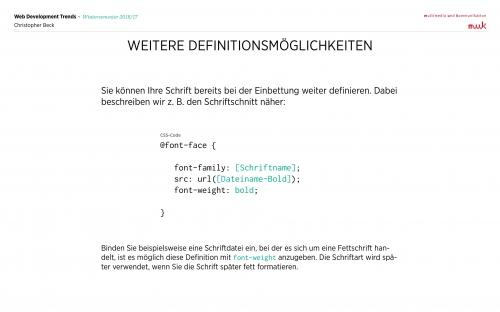 07 CSS Webfonts 5